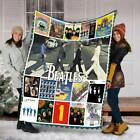 The Beatles Albums Blanket Funny Birthday Gift For Wife Dad Mom Son Daughter