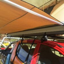 2.5M AWNING ROOF TOP TENT CAMPER TRAILER 4WD CAMPING 200*250*200CM