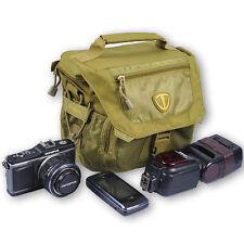 Green Tenba Vector Shoulder Bag Case Rain Cover for Canon Camera Lens Speedlite