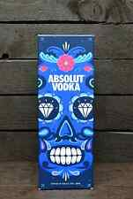 NEW Absolut Vodka Dia de los Muertos/ Day of the Dead Box