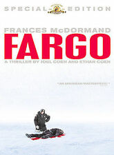 Fargo (DVD, 2003, Special Edition) Coen brothers Steve Buscemi William H. Macy