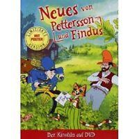 NEUES VON PETTERSON UND FINDUS DVD NEU