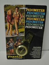 Precise International Walking Pedometer Accurately Records Hiking/Walk Distance