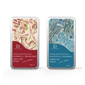 10g Ointment Fragrance Perfume Men's Women's Neck Ear Inner Gift Wrists C8B8