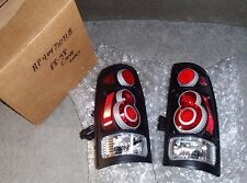 *NEW* APC 1988-1998 Chevy Full Size Euro Tail Light Set AP404710TLB