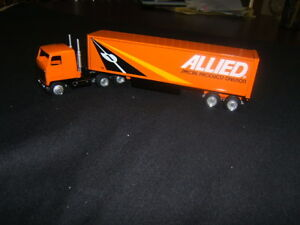 Winross Allied Special Products Division Mack Tractor Trailer VGC Original Box