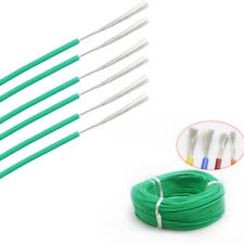 PVC Electronic Wire Flexible Cable UL1007 Equipment Car PC Internal Wires Green