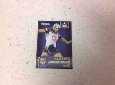 Johnathan Thurston Single - Insert NRL & Rugby League Trading Cards