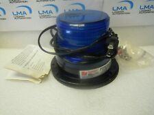 FEDERAL SIGNAL TARGET TECH FIREBOLT BLUE STROBE LIGHT 115 VAC **NEW