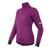 Pearl Izumi Women s Fly Jacket Running Cycling Gym Fitness Exercise Purple  Wine L c10d022a3