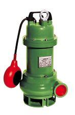 VORTEX 150, 2850 min-1, 400 V Schmutzwassertauchpumpe ohne Schwimmerschalter