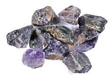 Gemstones SP017 - Rough Cut 250gms Amethyst