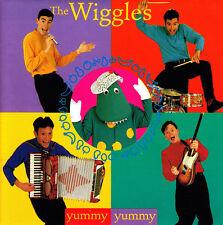The Wiggles-1994-Yummy-TV Show Australia-21 Track-CD