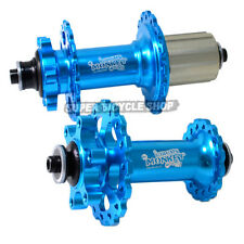 Circus Monkey HDW2 MTB Disc Hubs,28 Hole,1 Pair,Sky Blue