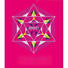 YG eshop/ 2NE1 - 2014 2NE1 WORLD TOUR LIVE CD [ALL OR NOTHING in SEOUL]