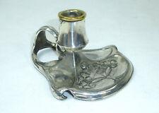 Art Nouveau Candle Holder WMF um 1900