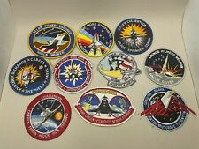 39 NASA Space Shuttle Patch Lot