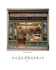 Boulangerie Dennis Barloga Storefront Art Print 16x20