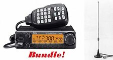 Icom 2300H Mobile Radio & Comet M-24M Mag Mount Antenna Bundle