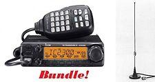 Icom 2300H Mobile Radio & Comet M-24M Mag Mount Antenna Bundle