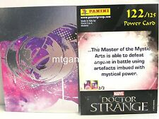 Doctor Strange Movie Trading Card - 1x #122 Power card foil-TCG