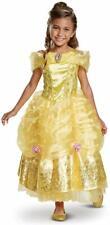 Disney Girls XS (3T-4T) Princess Belle Beauty & the Beast Ball Gown Costume