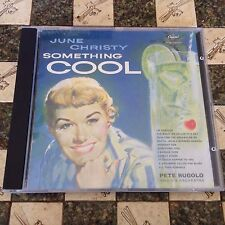 June Christy - Something Cool (Capitol Japan Stereo CD 1989)