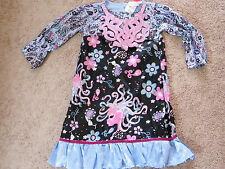 Girls Medium Monster High Viperine Costume Halloween Fancy Dress Kids Child