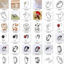 NEW 925 STERLING SILVER Men Women Engagement Ring Wedding jewelry gifts