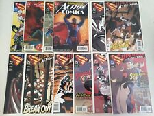 Action Comics lot of 31 issues 2003 to 2006