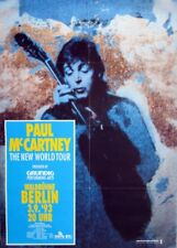 McCARTNEY, PAUL - BEATLES - 1993 - Konzertplakat - World - Tourposter - Berlin