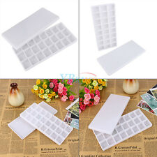 Watercolor Plastic Palette Supply 24 Alternatives Paint Tray pope Oil