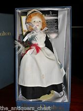 Royal Doulton by Nisbet doll in box, Saturday's Girl, new in box, with tags[a4]