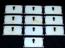 76-80 GM NOS Quarter Rear Wheel Body Side Belt Molding Moulding Trim Clips 10 SS