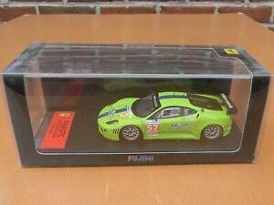 Fujimi/Truescale TSM11FJ024 Ferrari F430 GTC Krohn Racing Le Mans 2011 1:43 MIB