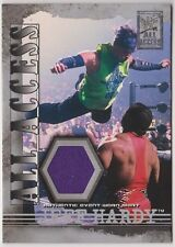 Jeff Hardy 2002 Fleer Authentic Event Used Shirt SP SSP #AAM-JM  WWF All Access