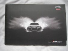 2007 Audi RS4 quattro Price and specification guide Edition 7