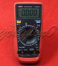 New Uni T Ut890c True Rms Digital Multimeter With Temperature Tester