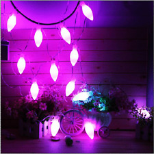 15 LED 5M Wireless LED String Fairly Light Bulbs Wedding Party Festival Decor US
