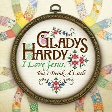 Gladys Hardy - I Love Jesus But I Drink a Little [New CD] Manufactured On Demand