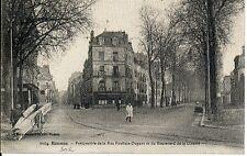 (S-63399) FRANCE - 35 - RENNES CPA CAFE DES NEGOCIANTS     ROUSSELIERE M. ed.