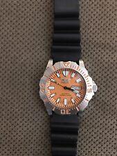 Invicta Signature Men's  Orange Automatic Dive Watch