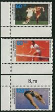 OLYMPIC GAMES & EUROPEAN FOOTBALL CHAMPIONSHIPS 1988 - MNH SEMI-POSTALS (BL326)