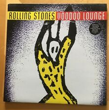 ROLLING STONES ~ Voodoo Lounge ~ UK 2 X LP VIRGIN 1994 NEAR MINT