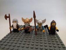 LEGO® Zwerge dwarf warriors Minifiguren minifigures