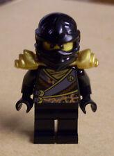 Lego Ninja Ninjago Cole - Rebooted with Armor - Figur Helm Kole Rüstung Neu