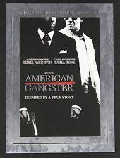 American Gangster Dvd 3 Disc Set Collectors Extended Edition Denzel Washington