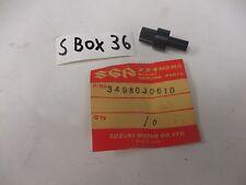 NOS SUZUKI T500 T350 TS250 SPEEDOMETER TACHOMETER GAUGE TRIP KNOB 34980-30610