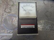 Victoreen Geiger Meter Radiation Detector Counter 0 1000 Untested