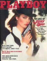 PLAYBOY JULY 1979 Denise Gauthier Dorothy Mays Joseph Wambaugh Bond Girls